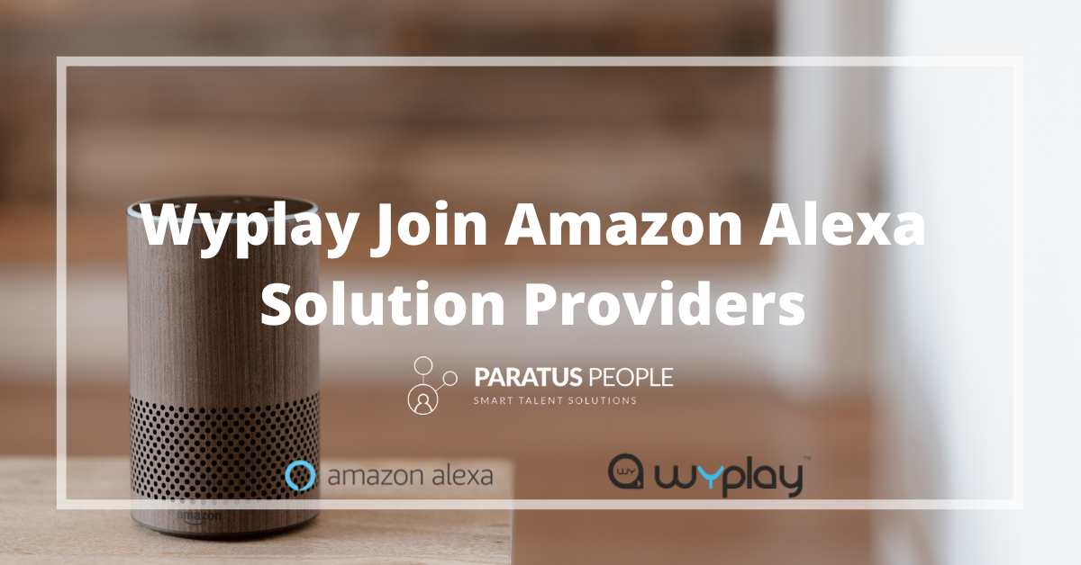 Wyplay Joins Alexa Solution Providers