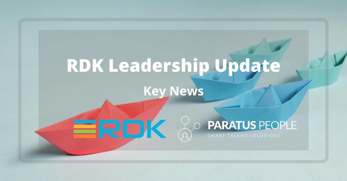RDK Leadership Update 2021 – Key News